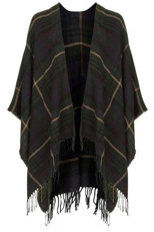 Capa con flecos en el bajo de Topshop - http://eu.topshop.com/en/tseu/product/clothing-485092/jackets-coats-2390890/checked-cape-3648460?bi=1&ps=200