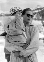 Grace Kelly and Caroline